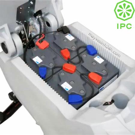 Máy chà sàn liên hợp IPC CT90 BT60