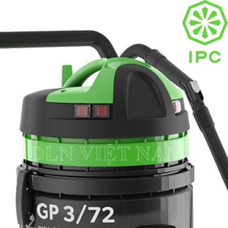 Máy hút bụi khô ướt IPC GP 3/72 W&D