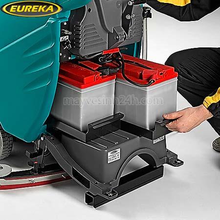 Máy chà sàn liên hợp Eureka E55