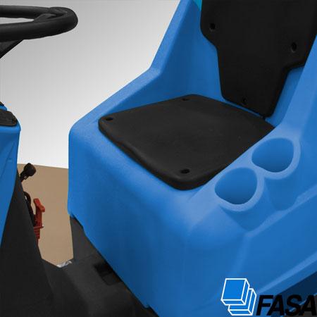 Máy chà sàn liên hợp ngồi lái FASA A13 R75UP