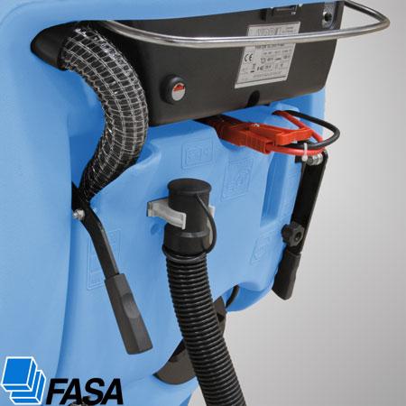 Máy chà sàn liên hợp FASA A9 66T