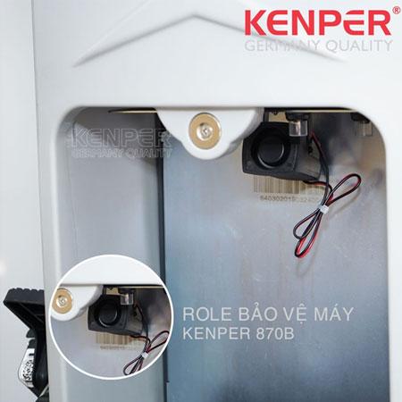 Máy chà sàn liên hợp Kenper HUSSAR 870B