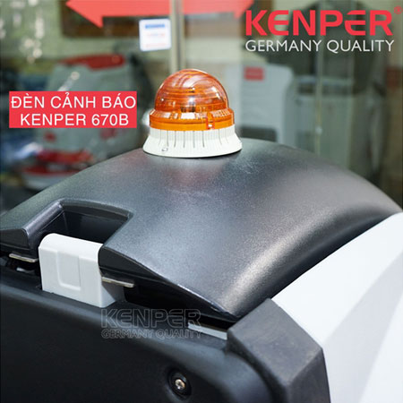 Máy chà sàn liên hợp Kenper HUSSAR 670B
