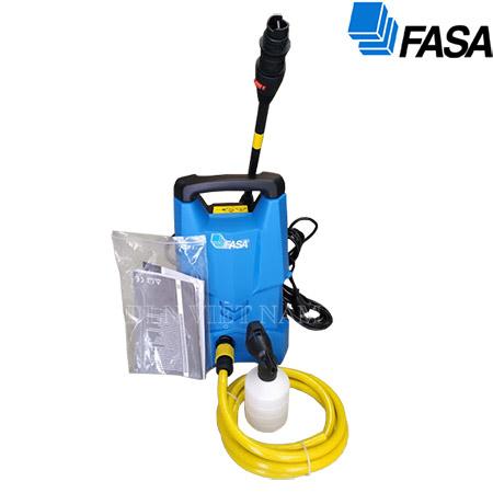 Máy rửa xe Fasa Pop 120