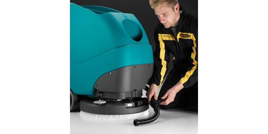 Bật mí kĩ năng sử dụng máy chà sàn liên hợp Eureka