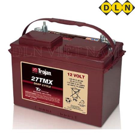 Ắc quy máy chà sàn Trojan 12V-105AH 27TMX