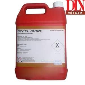 Hoá chất bảo dưỡng và đánh bóng đồ inox Steel Shine