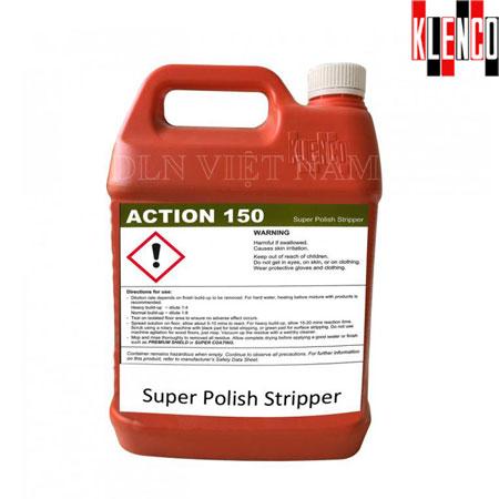 Hóa chất đánh tróc lớp phủ bóng Action 150s
