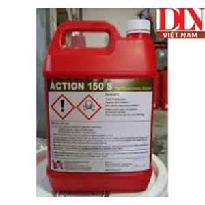 Hóa chất đánh tróc sàn mạnh Action 150s