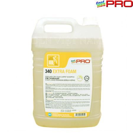 Hóa chất giặt thảm Goodmaid Pro GMP 340