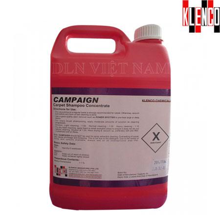 Hóa chất giặt thảm Klenco Campaign