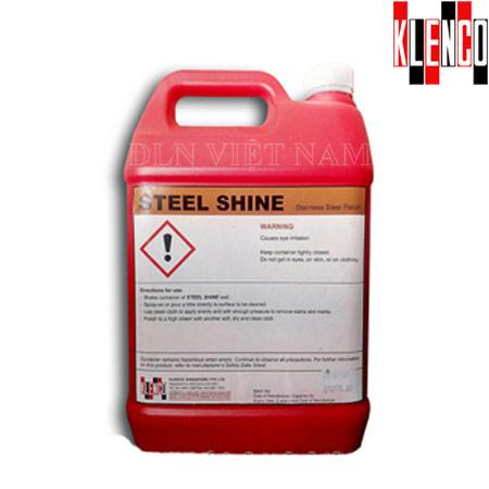 Hóa chất làm sạch bề mặt kim loại Klenco Steel Shine
