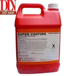 Hoá chất phủ bóng sàn Super Coating