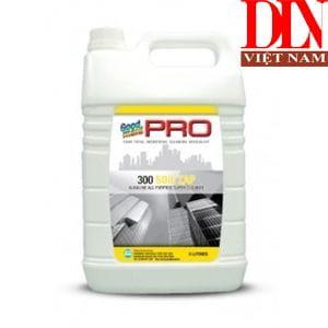 Hóa chất tẩy dầu mỡ bếp Goodmaid pro GMP 300 - Soilzap