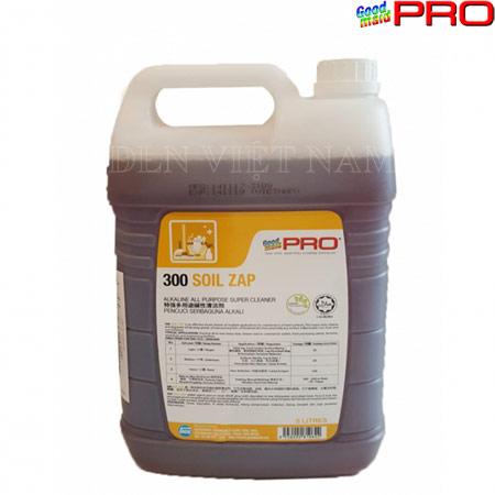Hóa chất tẩy dầu mỡ bếp Goodmaid pro GMP 300