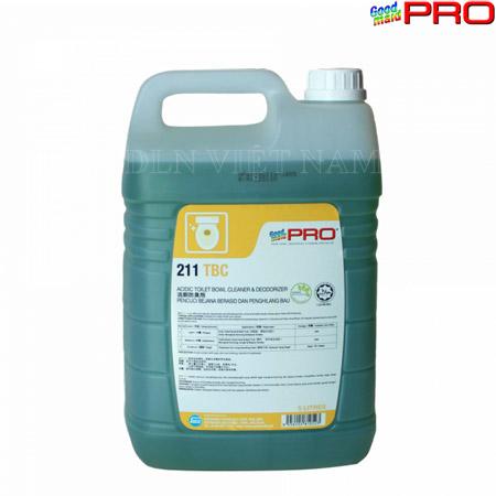 Hóa chất tẩy nhà vệ sinh Goodmaid pro GMP 211