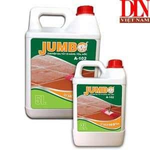 Hóa chất tẩy rửa xi măng Jumbo - A102