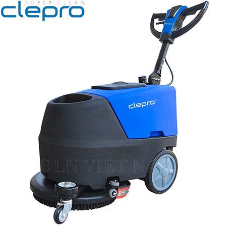 Máy chà sàn liên hợp Clepro C35E dùng điện