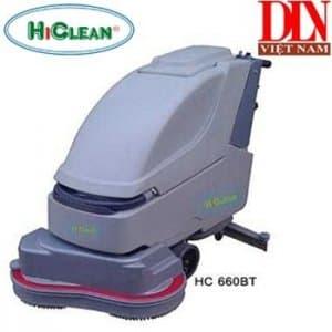 Máy chà sàn liên hợp Hiclean HC660BT