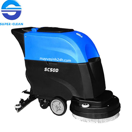 Máy chà sàn liên hợp Supper Clean SC50D