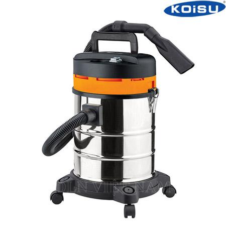 Máy hút bụi khô ướt Koisu 6601-B30-B (chuyện dụng cho gara oto)