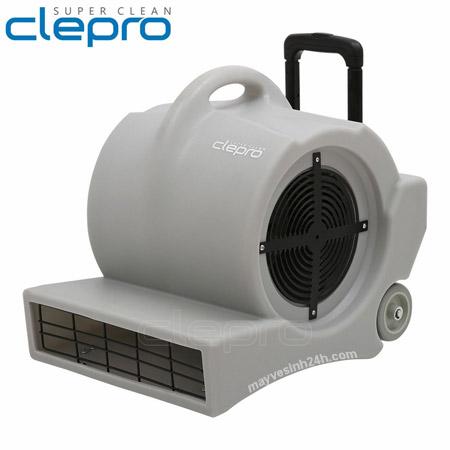 Quạt thổi thảm ClePro CP 210