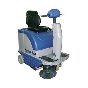 Xe quét rác công nghiệp Fiorentini Mini Sweepers