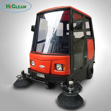 Xe quét rác công nghiệp HiClean HC 2000