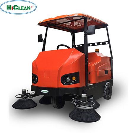 Xe quét rác công nghiệp Hiclean HC 1800
