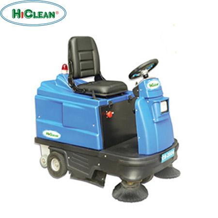 Xe quét rác ngồi lái HiClean HC 580