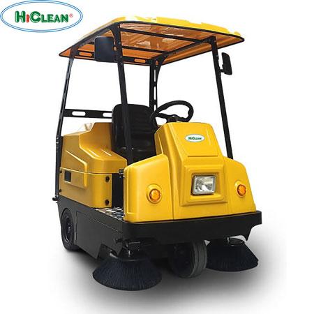 Xe quét rác ngồi lái Hiclean HC 1400
